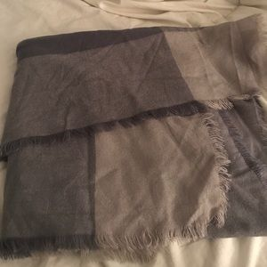 Oversized Aerie scarf